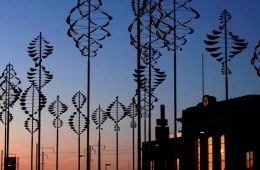 esculturas de aire