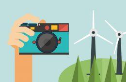 concurso de fotografía sobre energías renovables