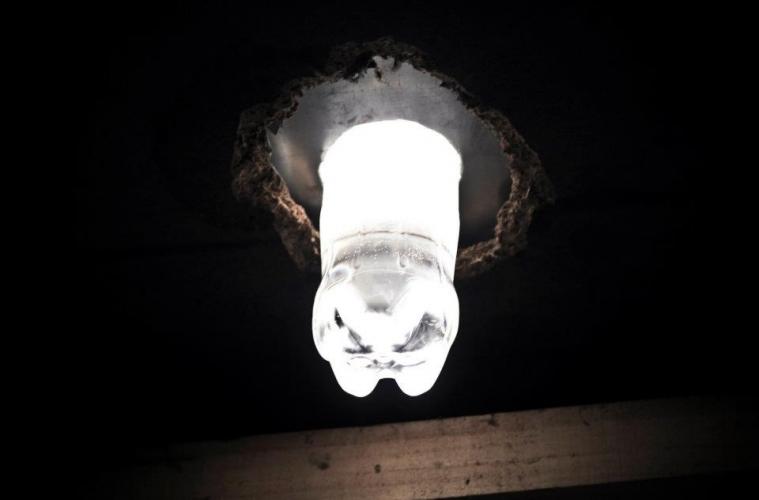 litro de luz