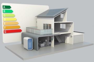 corriente directa en casa