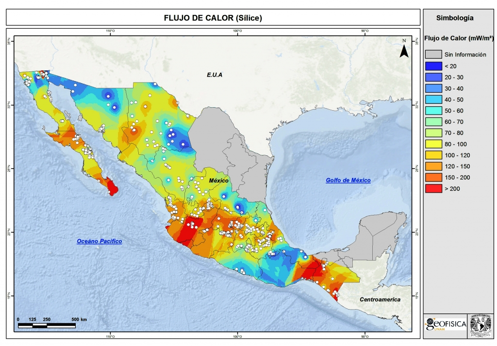 Desarrollan Mapa De Zonas Geotérmicas De México Proyecto Fse