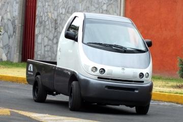 vehículo eléctrico de carga ligera