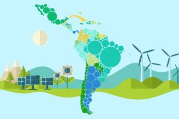 energías limpias en Latinoamérica