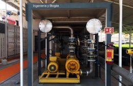 planta de cogeneración