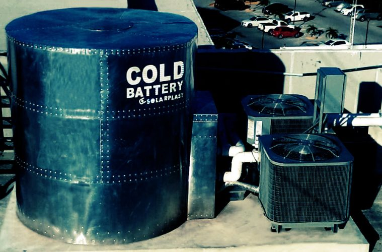 Ice Battery