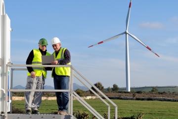 sector de energías renovables
