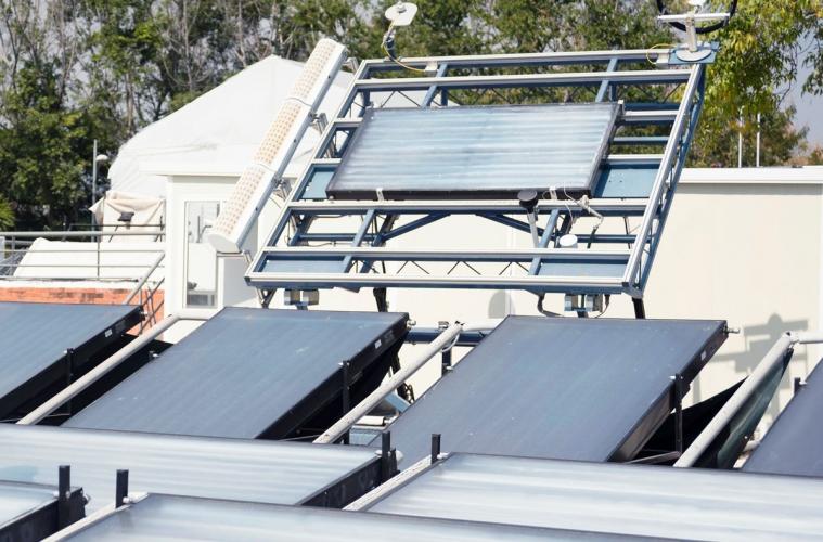 Nuevos materiales para calentadores solares