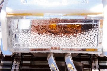 extraer agua potable del aire