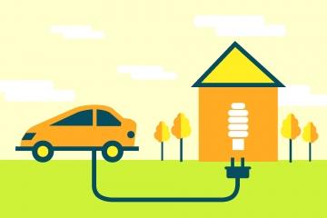 Vehicle to Grid, Autos Eléctricos
